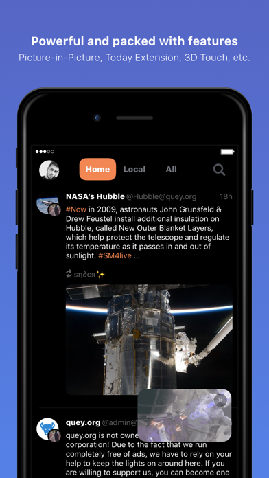 Screenshot for Mast in United States App Store