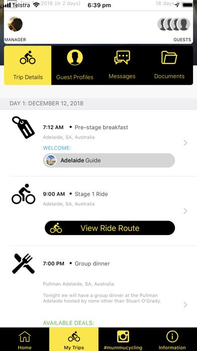 Mummu Cycling screenshot 3