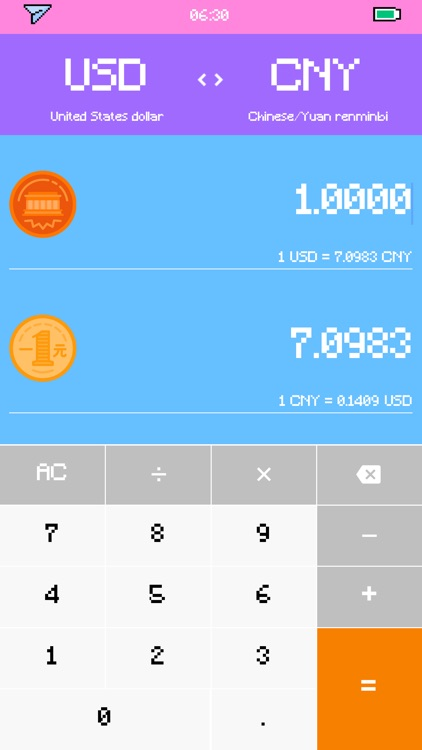 Pixel Currency - Converter