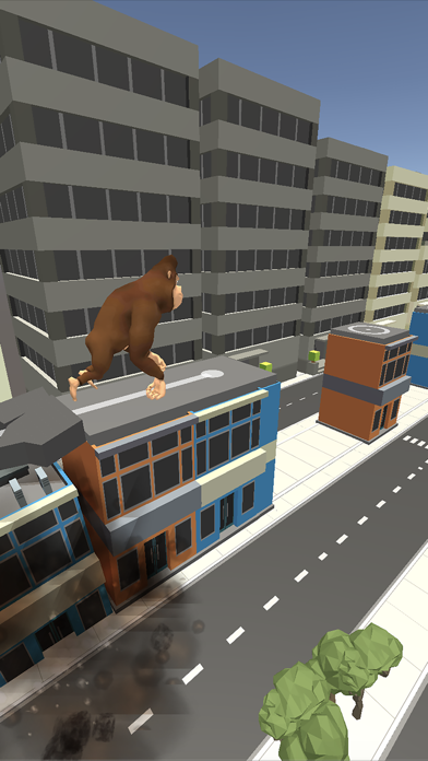 Fury Monkey screenshot 3