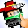 8Bit Artist: Coloring Game