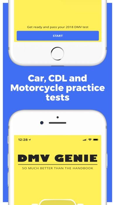 Dmv Genie Permit Practice Test review screenshots