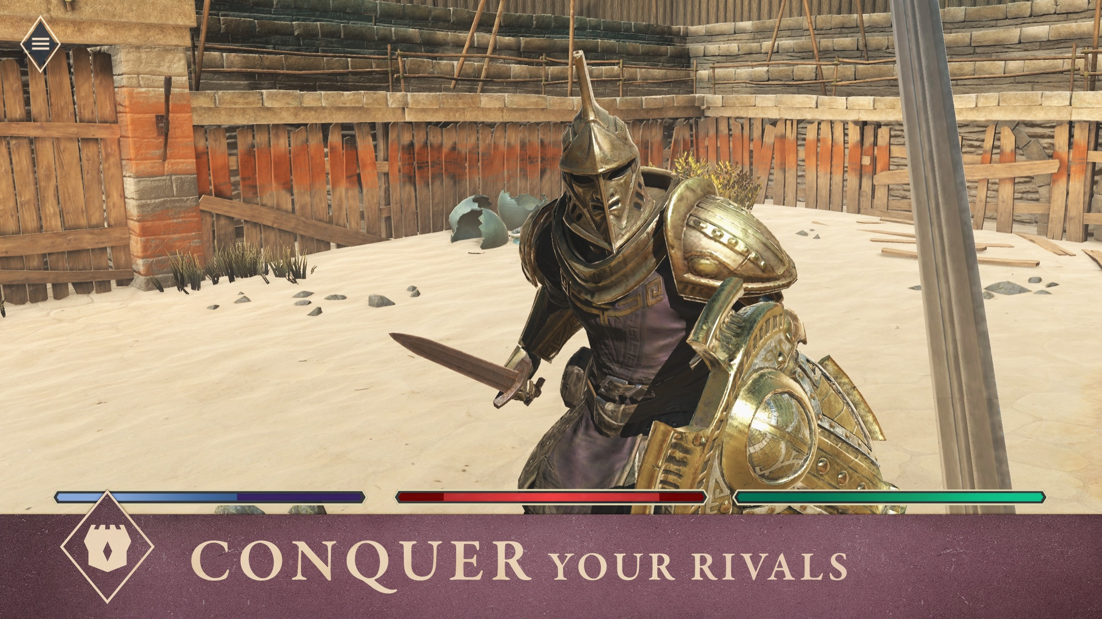 Screenshot do app The Elder Scrolls: Blades