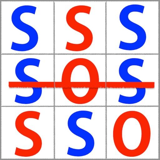 SOS Game Online : Draw SOS