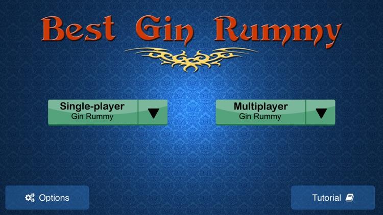 Best Gin Rummy