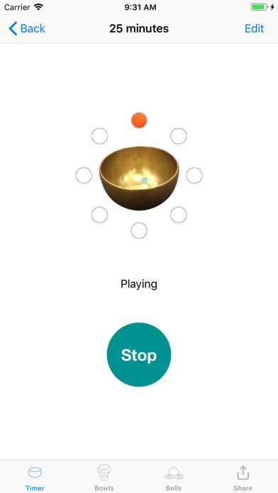 瞑想タイマープラスのおすすめ画像4