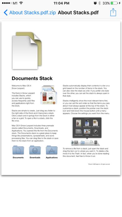 Zip Browser Proのおすすめ画像2