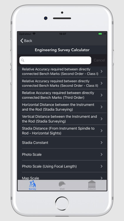 Engineering Survey Calculator screenshot-8
