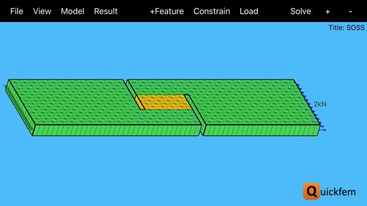 Quickfem - 2D Finite Elements screenshot-7
