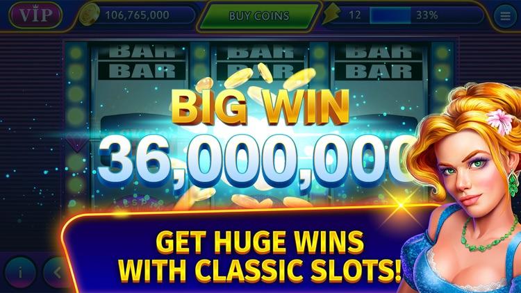 Slots Vegas Now™ Heart Casino screenshot-3