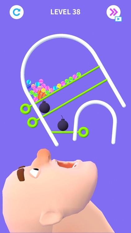 Food Games 3D screenshot-0