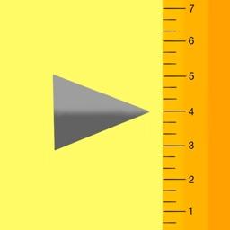 Height Ruler (Barometer)