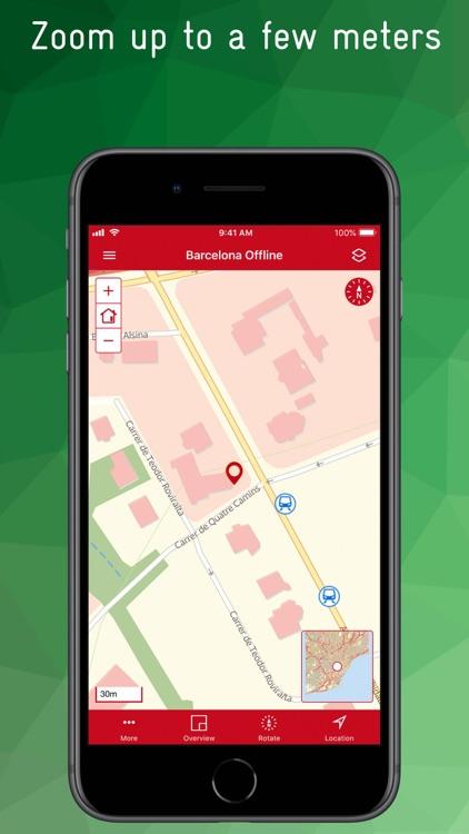 Barcelona Offline screenshot-5