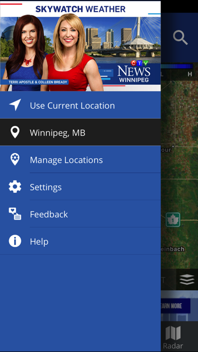 CTV News Winnipeg Weather for PC - Free Download: Windows ...