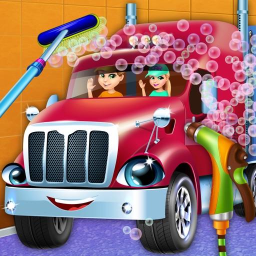 Car Wash Makeover