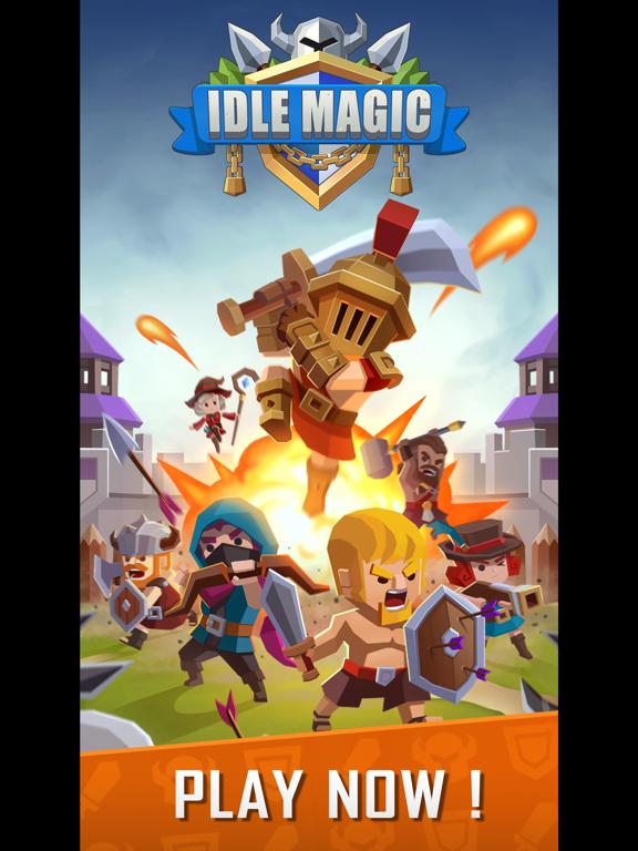 Idle Magic screenshot 5