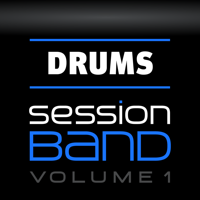 SessionBand Drums 1 - UK Music Apps Ltd Cover Art