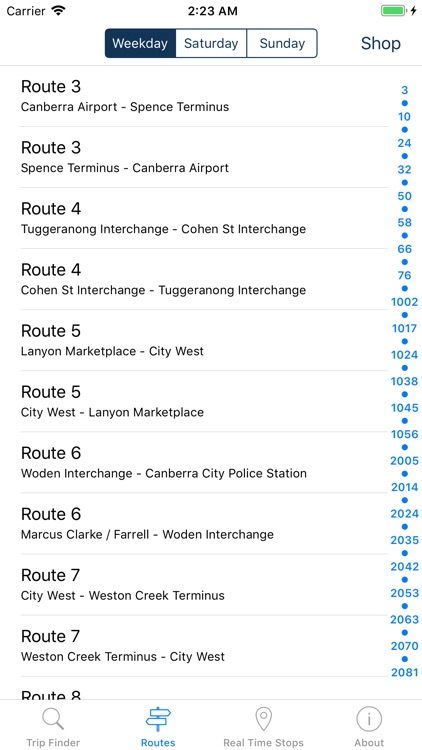 Bus Trips ACT Canberra screenshot-5