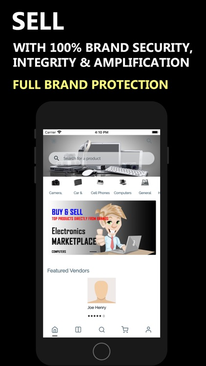 Section H™ mStore - Buy & Sell