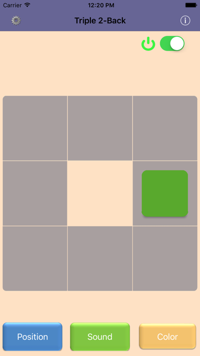 Brain N-baking screenshot three