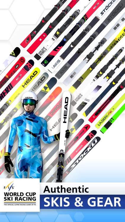 World Cup Ski Racing screenshot-3