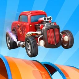 Hot Car Race Off