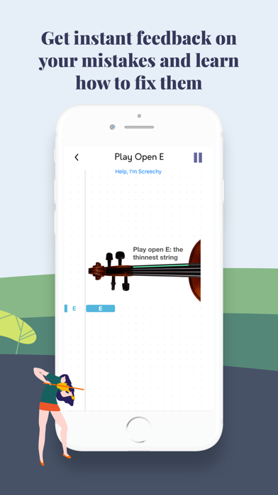Trala: Learn Violin App Download - Education - Android Apk