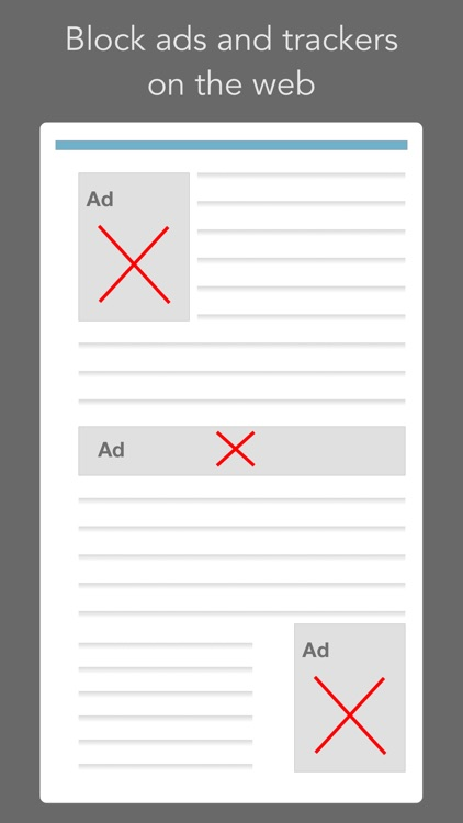 Perfect Browser Web Ad block