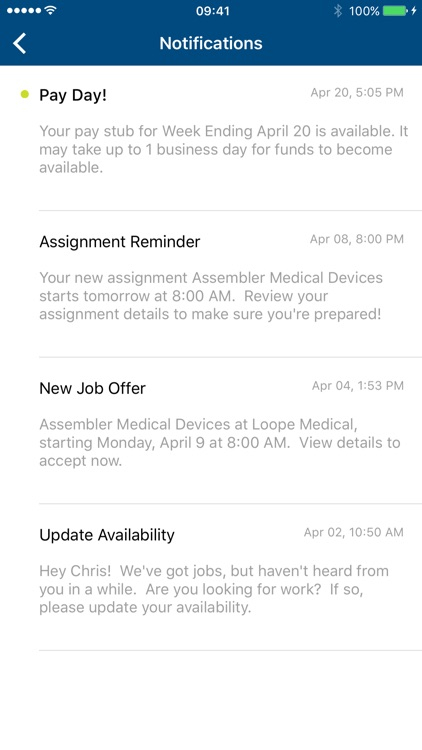 Remedy Staffing screenshot-4