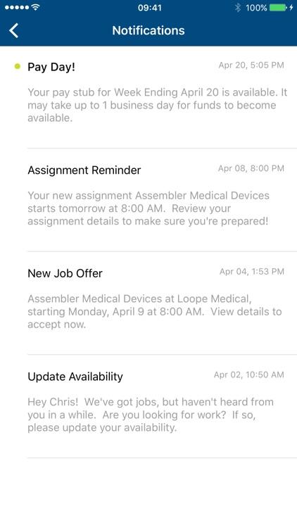 Remedy Staffing screenshot-4