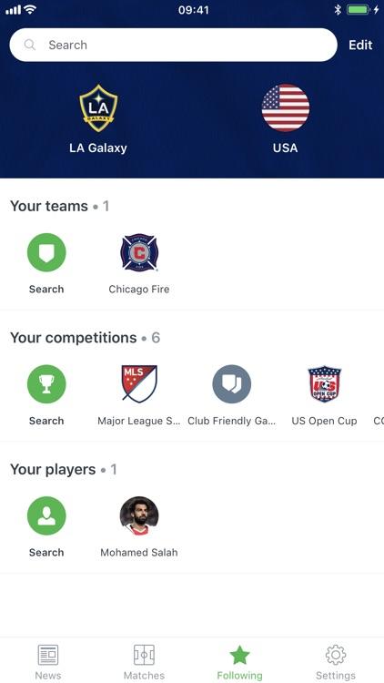 Onefootball - Soccer Scores