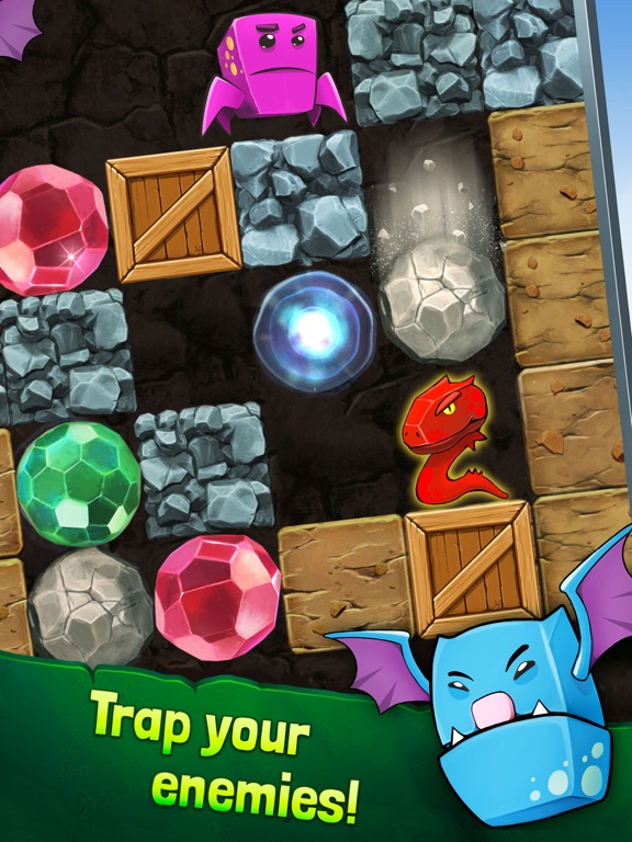 Dig Out!: Gold Miner Adventure screenshot 8