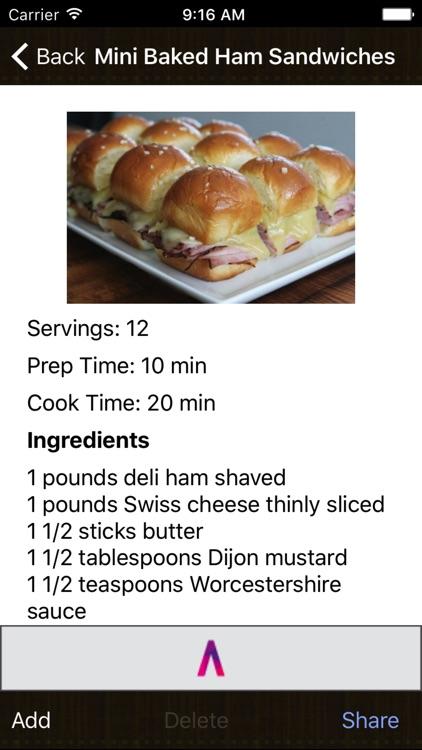 Dish Dish – Online Cookbook screenshot-3