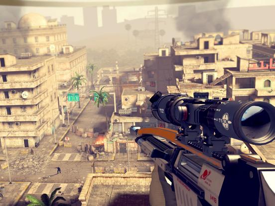 Игра Sniper Strike: Shooting Game