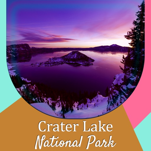 Crater Lake National Park icon