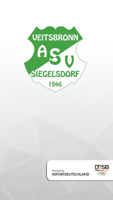 ASV Veitsbronn-SiegelsdorfScreenshot von 1