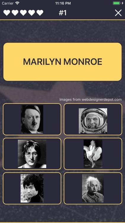 Quiz: Famous People