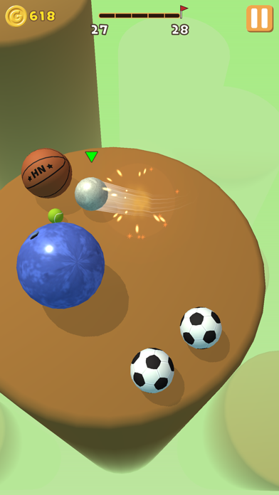 Ball Action screenshot 3