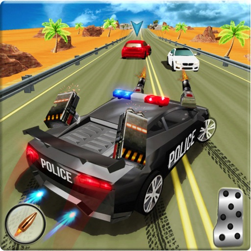Police Highway Chase Games