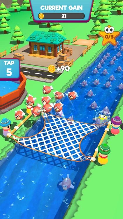 Catch the Fish 3D !!! screenshot-3