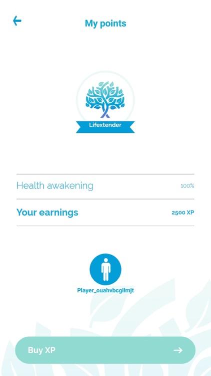 Life Xtend, Your health coach screenshot-6