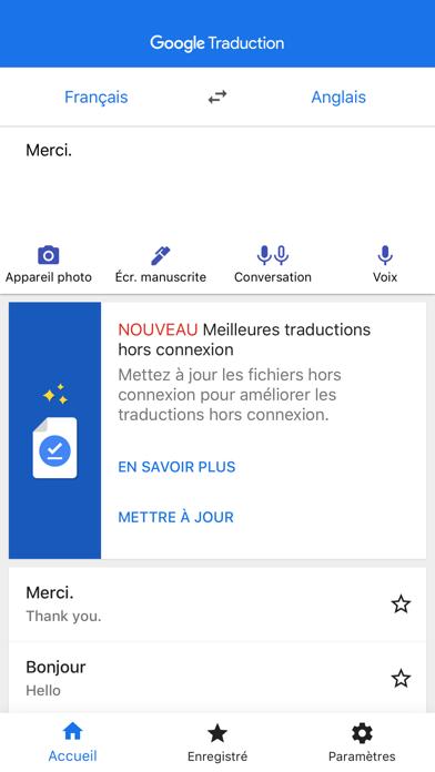Télécharger Google Traduction pour Android