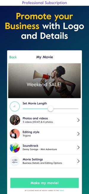 Magisto Video Editor on the App Store