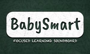 Baby Smart Learning Soundboard