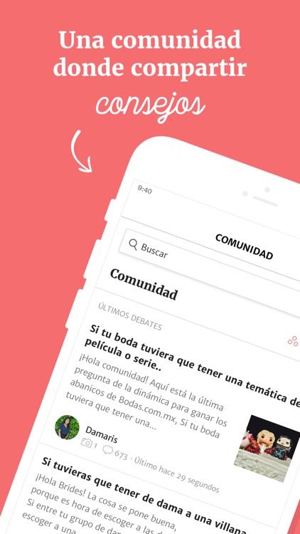 Bodas.com.mx screenshot-6