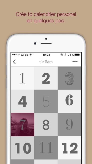 Screenshot #2 pour Advent App 2019