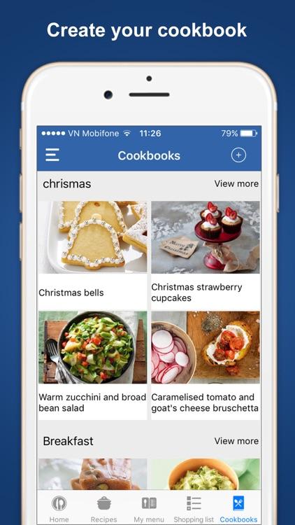 Cookbook - Cooking recipes screenshot-4