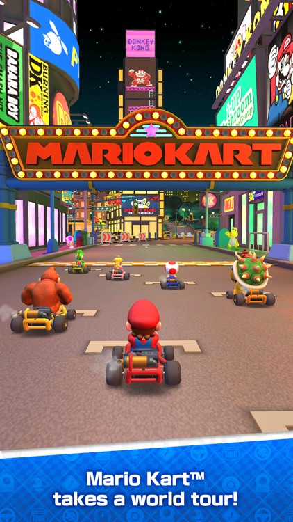 Mario Kart Tour screenshot-0