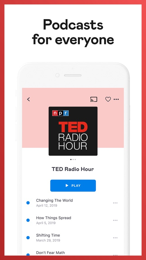 Deezer: Music & Podcast Player】版本记录- iOS App版本更新记录 版本号