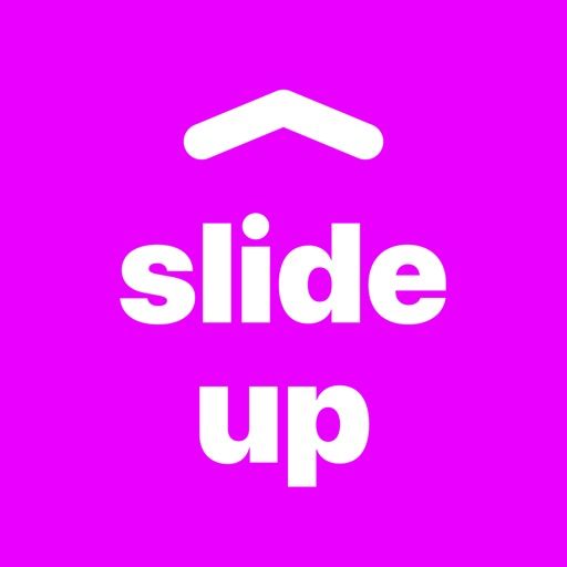 Slide Up - Games for Snapchat! icon